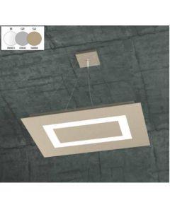 Lampada sospensione Carpet 58x39cm