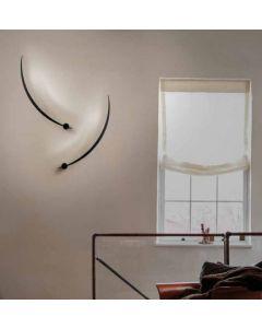 Cattaneo lampada da parete Heron 75
