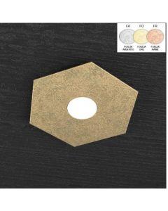 top light hexagon plafoniera