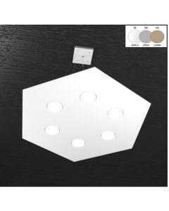 top light lampada hexagon