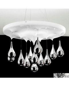 Lampade Italiane Pioggia lampada sospensione