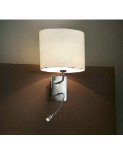 sillux phoenix lampada da parete