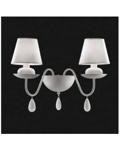 ideal lux applique blanche